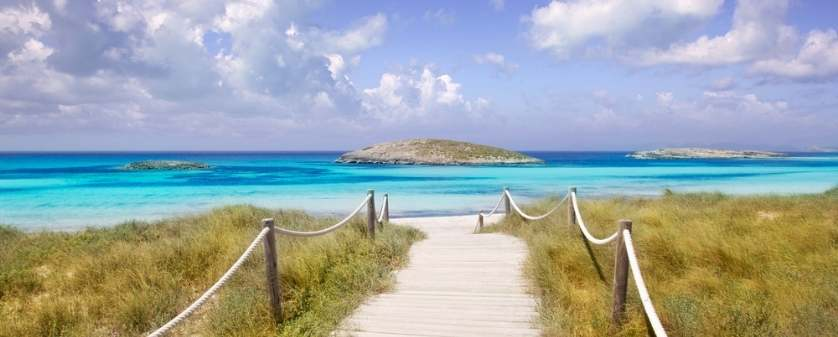 Getting To and Around Formentera